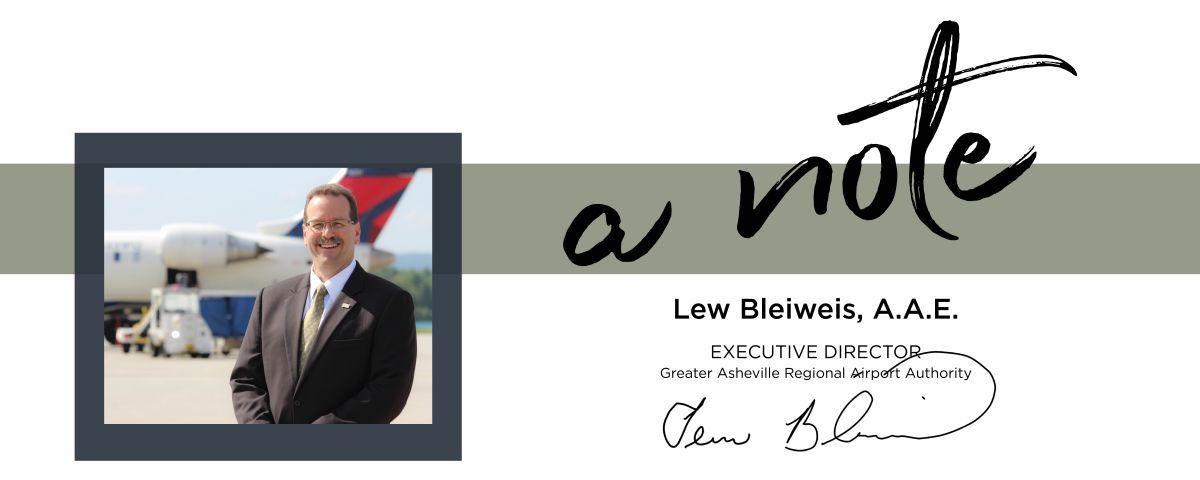 Lew Bleiweis, A.A.E.