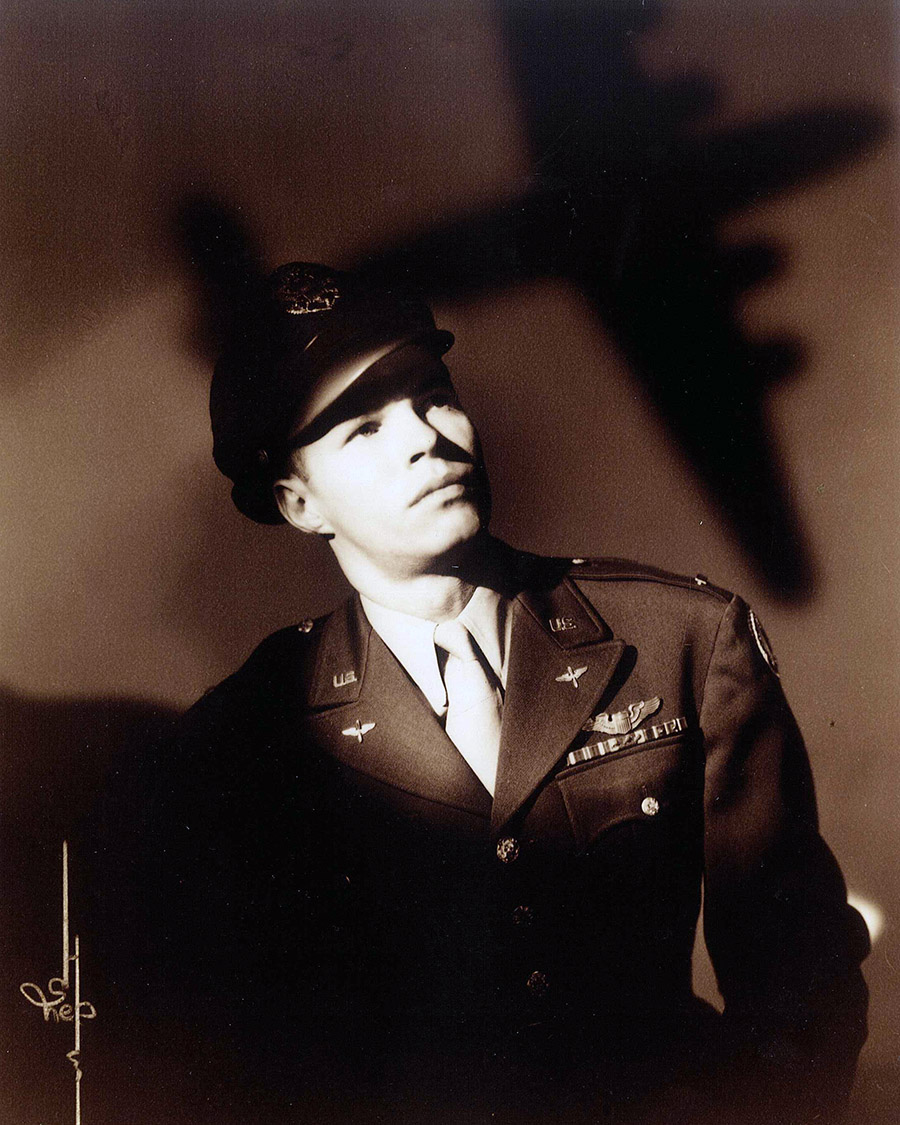 2nd Lt. Edward F Logan