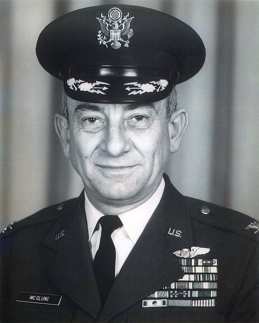 Cmdr. Ray S. McClung