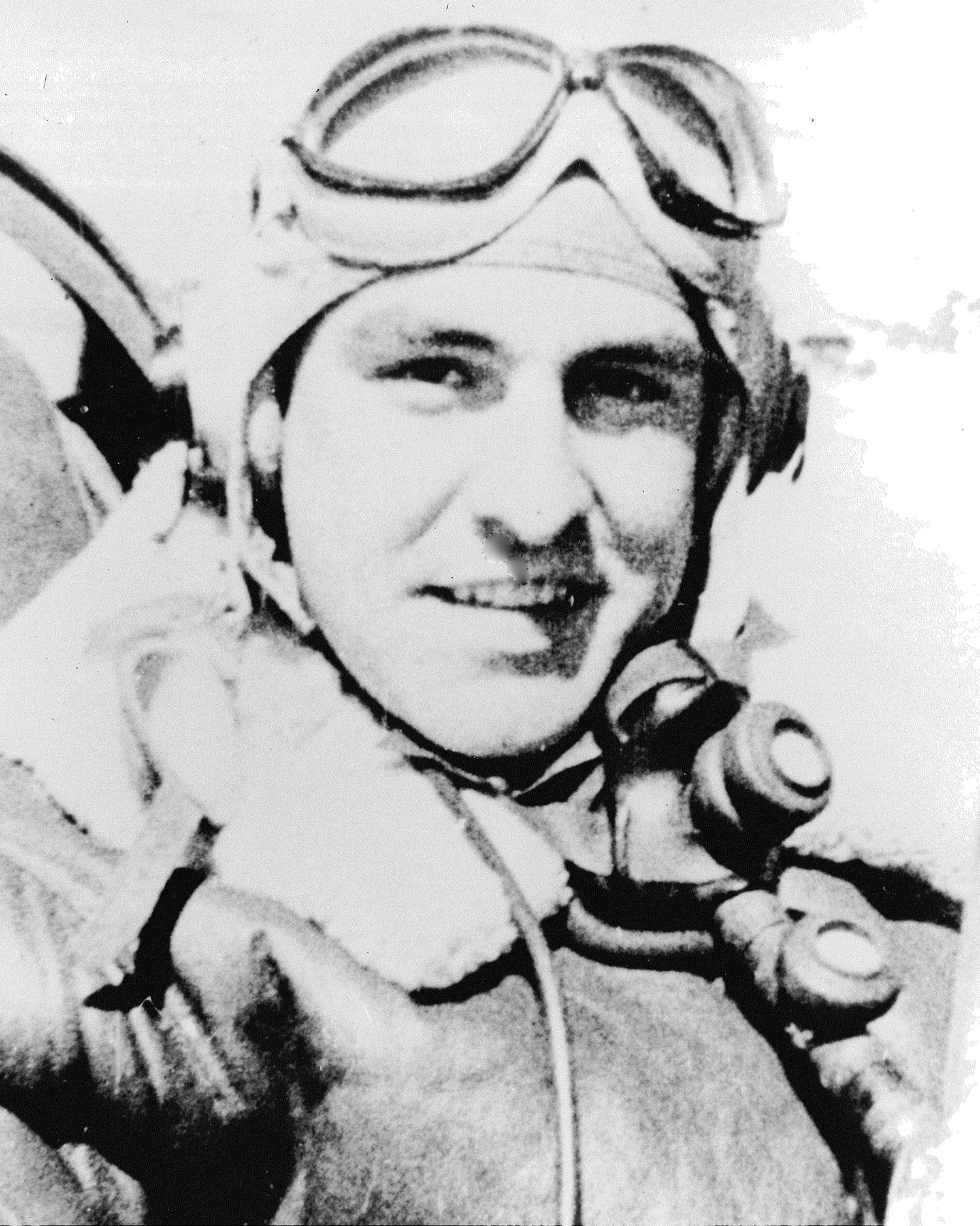 Flight Leader C. Joseph Rosbert
