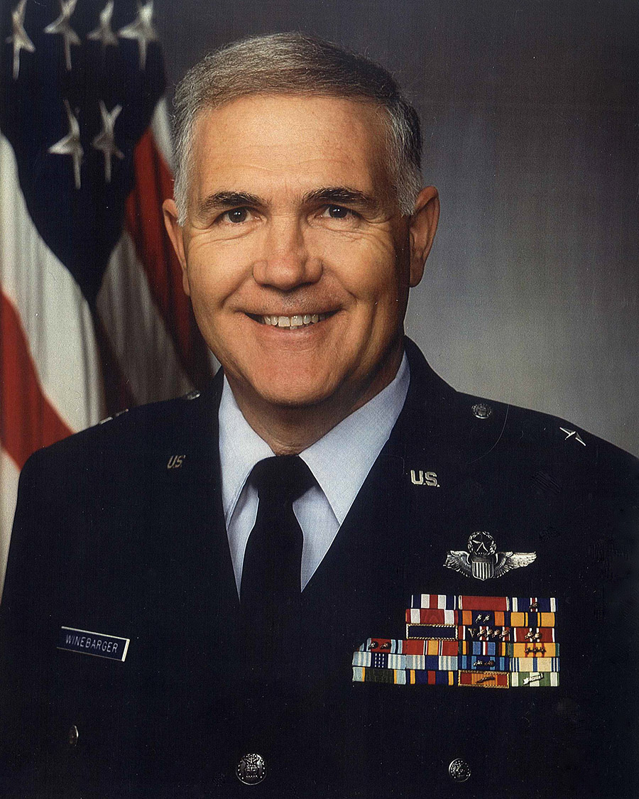 Gen. Forrest S. Winebarger