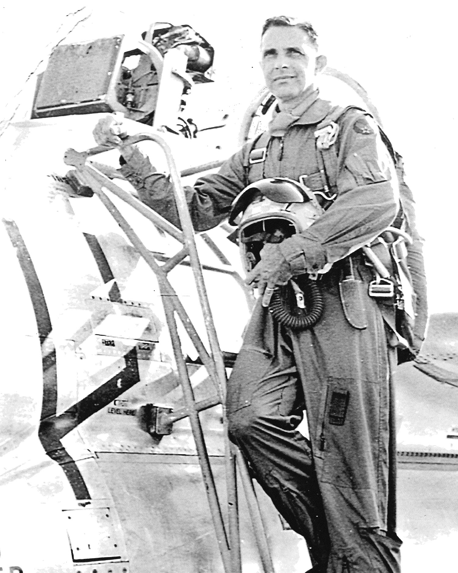 Maj. Billy D. Welch