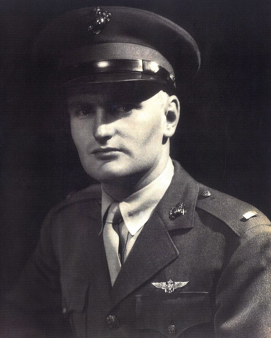 Major Elbert S. Brown