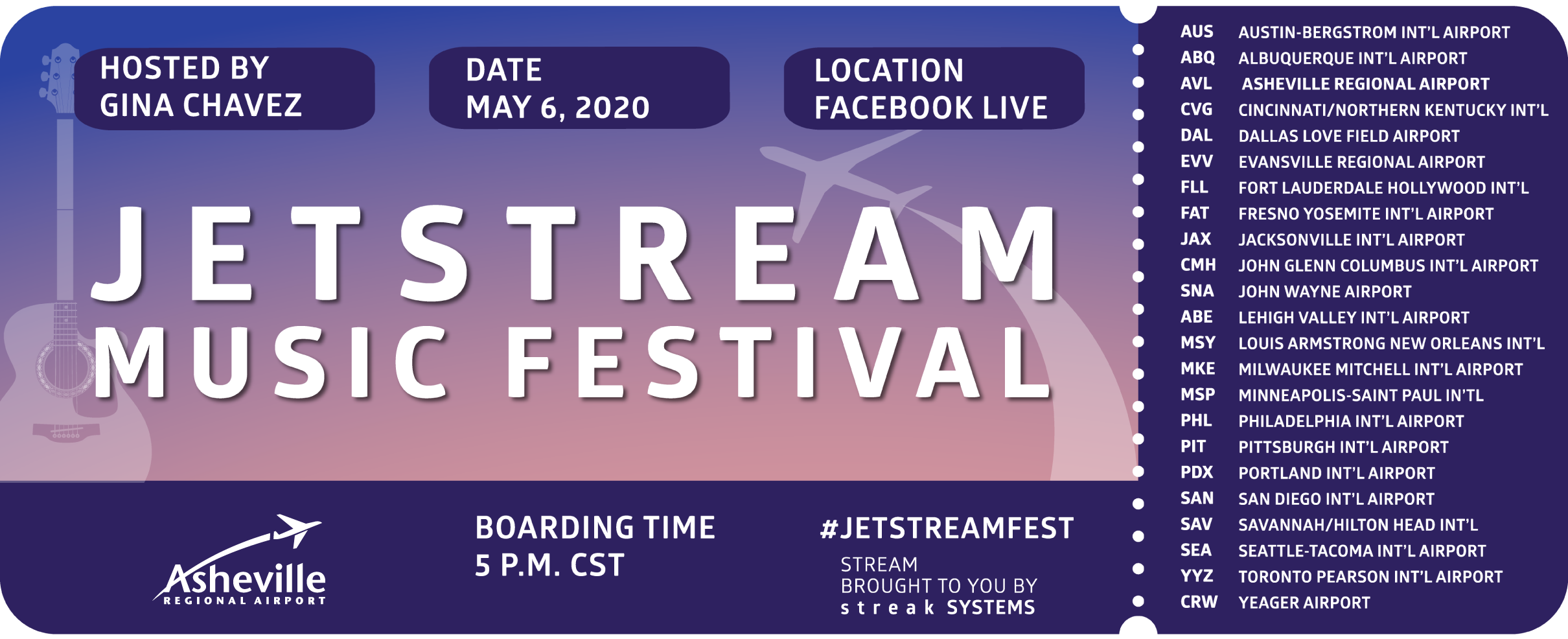 JetStream Music Festival