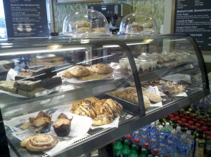 Baked goods at Blue Ridge Trading + Tavern