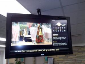 New TVs at AVL