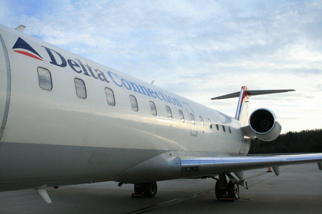 Delta Connection plane