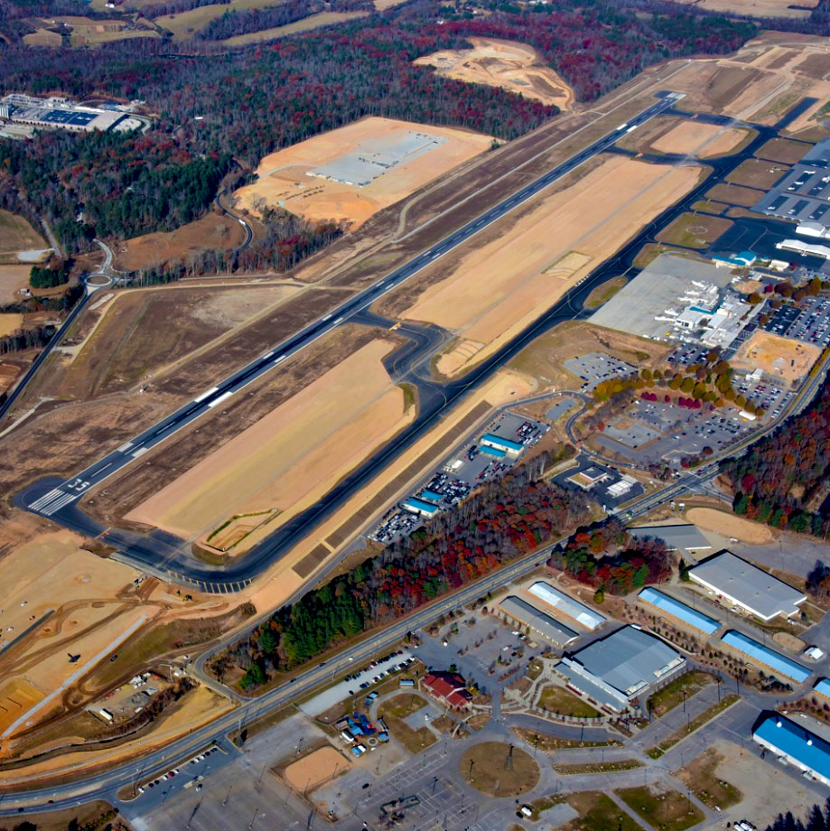 Summary Significance Asheville Regional Airport